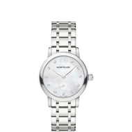 Montblanc Star Classique Automatic Steel Bracelet Watch