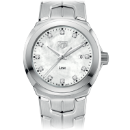 Ladies TAG Heuer Link Bracelet Watch