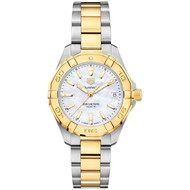 Tag Aquaracer Quartz Stainless Steel Bracelet Watch