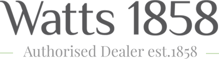 Watts 1858 - Authorised Dealer est 1858