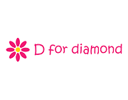 D for Diamond Logo