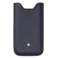 Montblanc Meisterstuck Leather iPhone 5 Grey Holder
