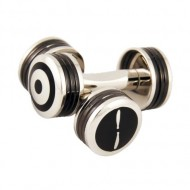 Bremont Black Barrel Cufflinks