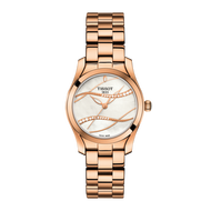 Tissot 18ct Yellow Gold Gold Run Watch