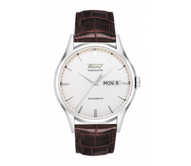 Tissot Heritage Visodate Automatic Stainless Steel Strap Watch T019.430.16.031.01