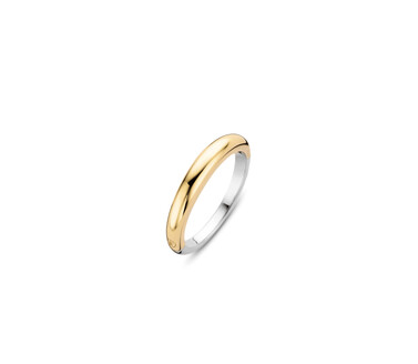 Ti Sento Gold Plated Silver Ring 12104SY/54