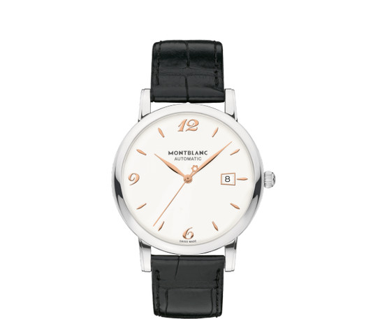 Montblanc Star Classique Automatic Stainless Steel Strap Watch