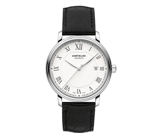 Montblanc Tradition Automatic Strap Watch