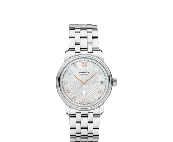 Montblanc Tradition Date Automatic Bracelet Watch
