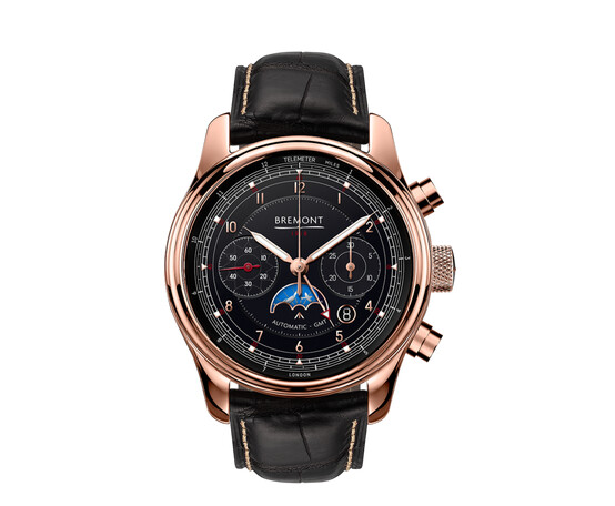 Bremont Watch 1918 Rose Gold Limited Edition