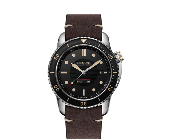 Bremont Supermarine S501/BK Divers Watch