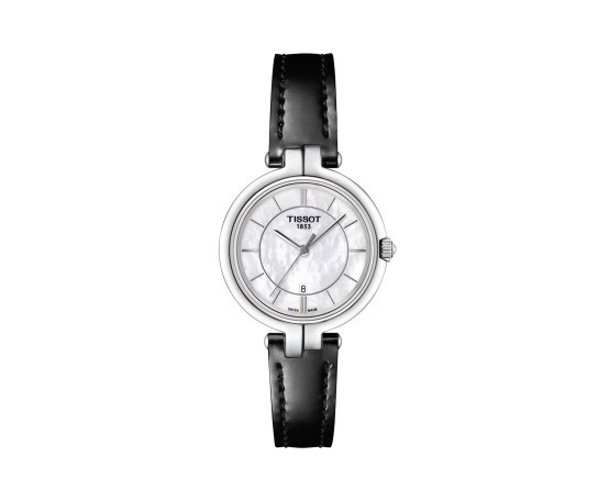 Tissot Flamingo Quartz Strap Watch