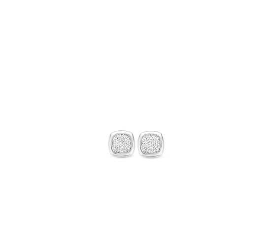 Silver Stud Earrings 7741ZI