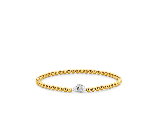 Ti Sento Gold Plated Silver Bracelet 2921SY