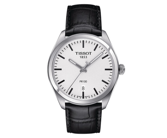 Gents Tissot PR100 Quartz Strap Watch T101.410.16.031.00